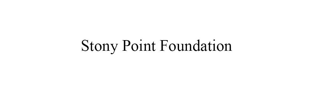 Stony Point Foundation